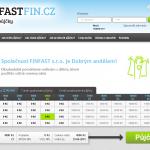 Rychlá FastFin půjčka do výplaty